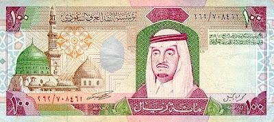 saudi arabia notes