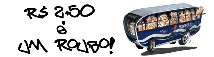 R$2,50 É ROUBO!!!