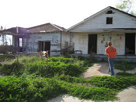 Lower Ninth Ward, 18 Months after Katrina