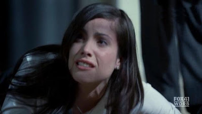Carly Pope getting bumped off