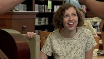 Kristen Schaal as Mel on Flight of the Concords