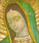 'Alégrate María, Llena eres de Gracia;