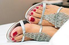 i piedini...lussuosi...o lossuriosi...???
