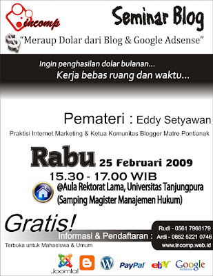 Seminar Blog