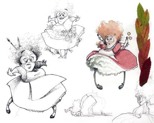 madame rondegouache suite (un éditeur, viiiiiiite!!)