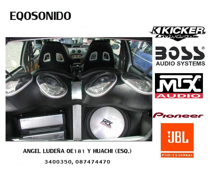 EqoSonido Car Audio