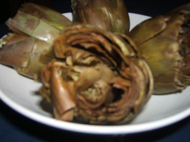 L 39 angolino cucinare al microonde i carciofi for Cuocere v cucinare