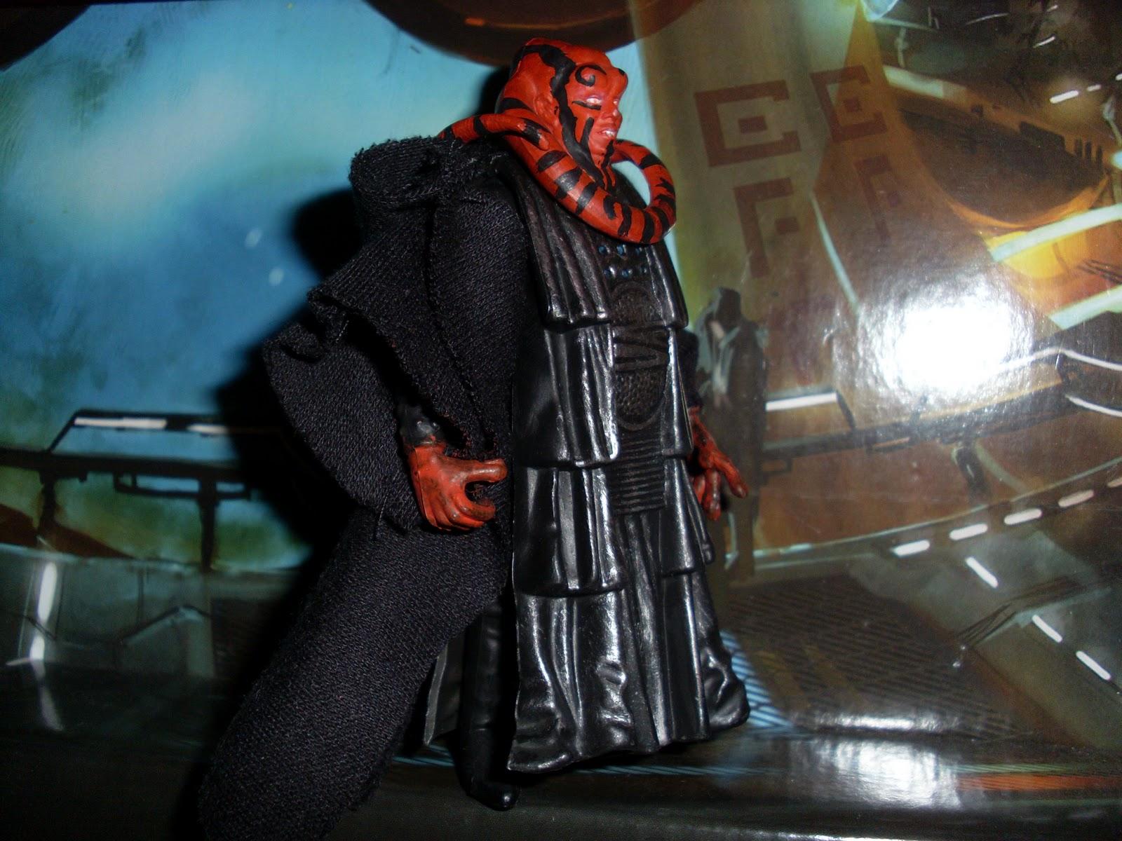 Rustycustoms Darth Krayts One Sith Army