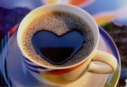 um cafézinho!