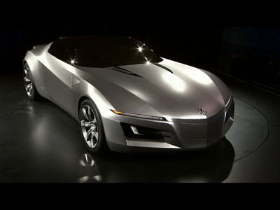 Acura Reviews on Automotive Show  Acura Advanced Sports Car