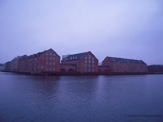 La vieja Copenhague