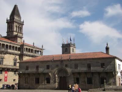 Colegio de San Jerónimo, hoy Rectorado de la Universidad
