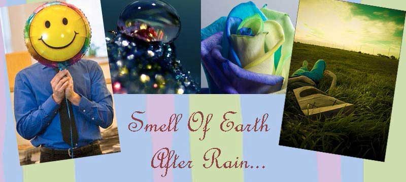 smell of earth after rain