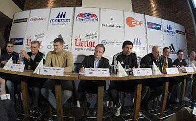 Krasniqi vs Dimitrenko Presser 2