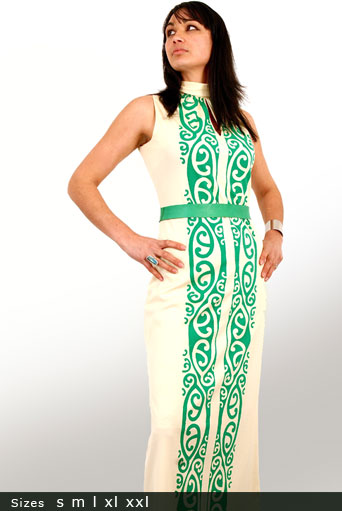Polynesian Clothing Designs | Maori Fashion Polynesian Couture T