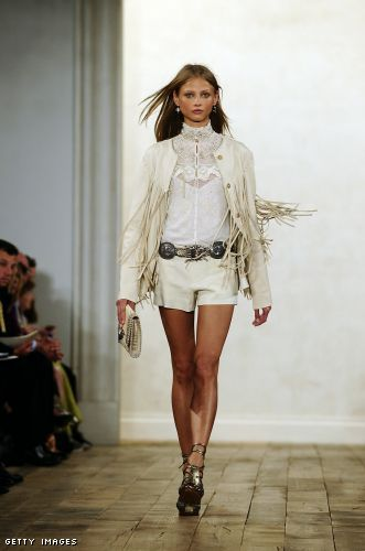 Beyond Buckskin Still On The Fringes Of The Fashion World A Critical Review Of Native American