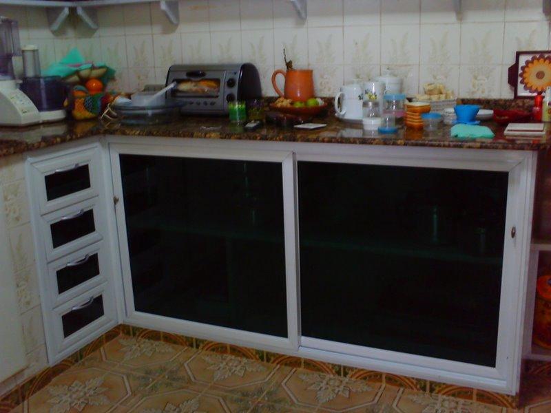 #474355 Heri Serralheiro 800x600 px Armario De Cozinha Em Aluminio #2973 imagens