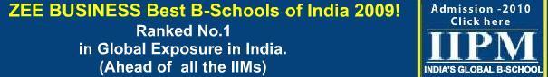 IIPM Admission