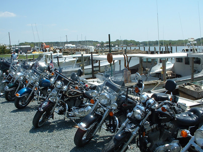 Bikes At Bayside Landing