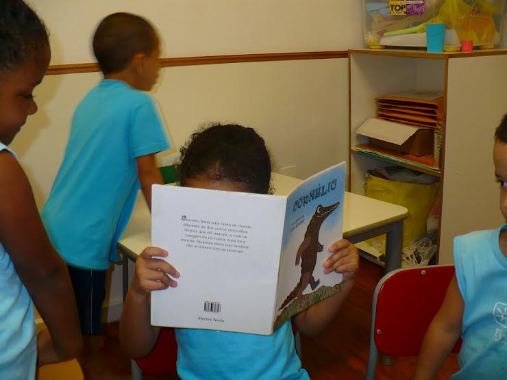 encontro com a literatura infantil