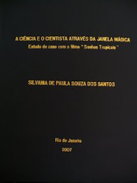 Minha Dissertao de Mestrado - FIOCRUZ - 2007