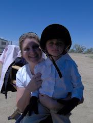 My English Cowgirl