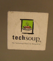 decorated laptop -- TechSoup