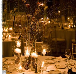 Do It Yourself Wedding Centerpieces Images