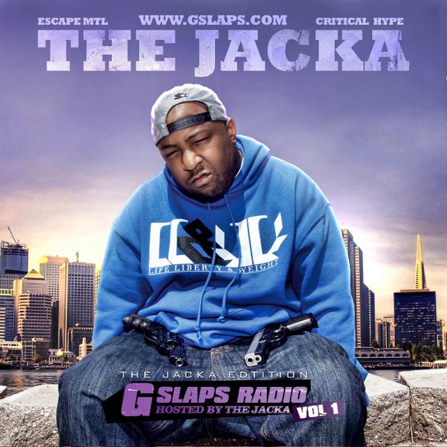the jacka gslaps mixtape front