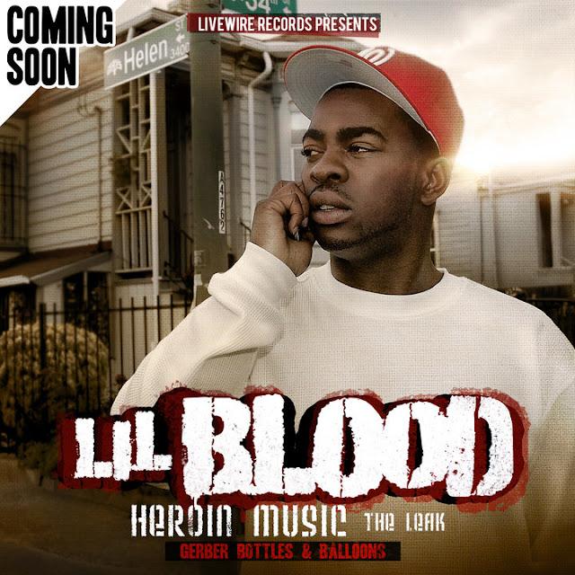 lil blood heroin leak