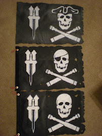 HH Skull and Cross Drones