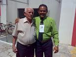 Pr. Firmino Gouveia e Pr. Clever de Souza