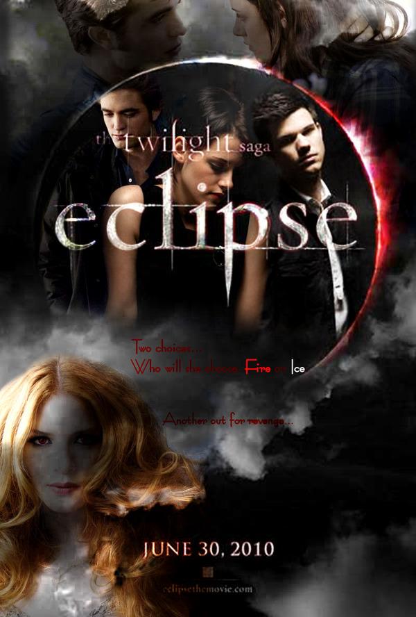 A Saga Crepúsculo - Eclipse DVD Dual Audio- ECLIPSE