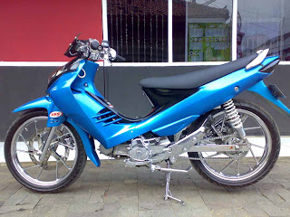 SHOGUN 125 SP