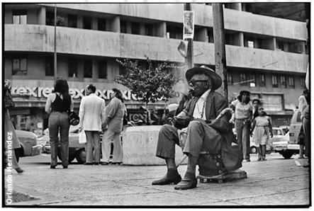 Av Urdaneta, 1980