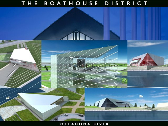 Boathouse District Masterplan