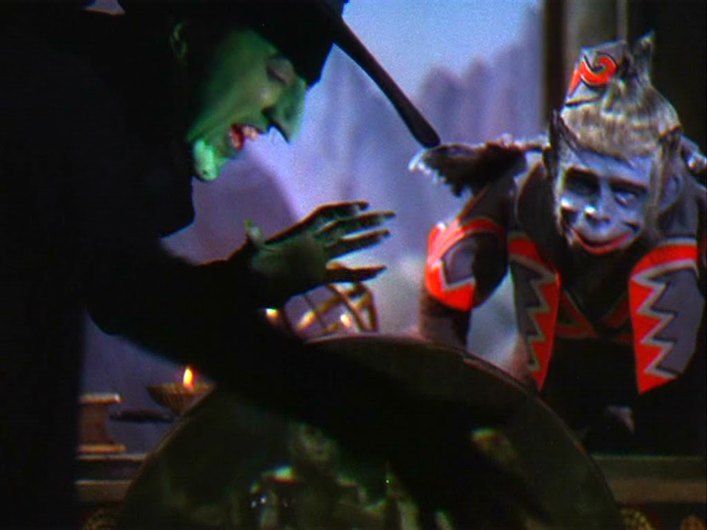 flying monkeys from the wizard of oz