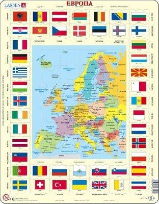флаги европы фото