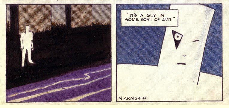 Michael Kraiger's ZONE