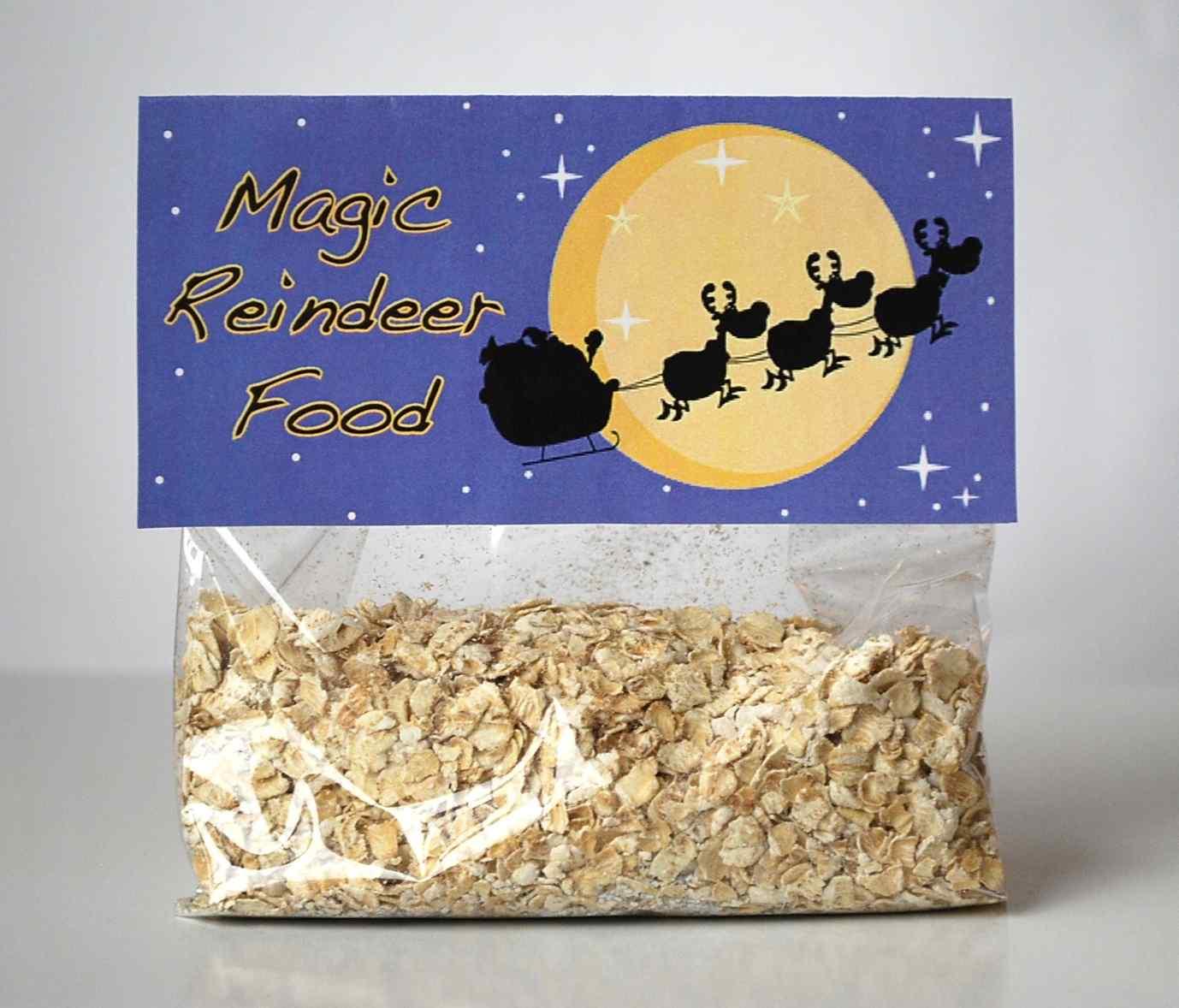 The Moody Fashionista: Magic Reindeer Food