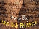 PREMIO DE MARY!
