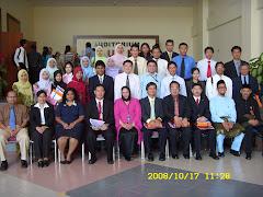Penaja dan Penerima Anugerah Cemerlang 2008