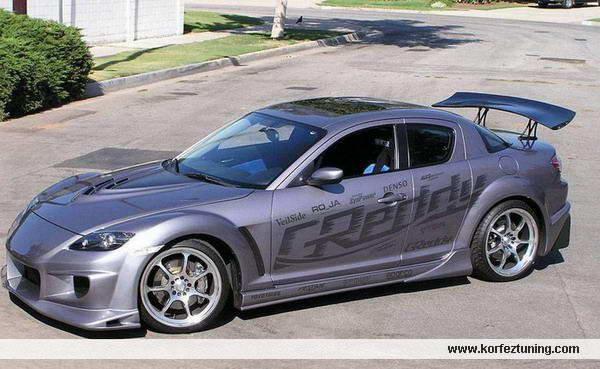 Mazda rx7 - Mazda rx8