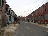 Typical New Jersey street
