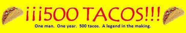 500 Tacos