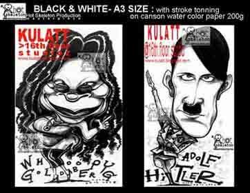whoopy goldberg & hitler