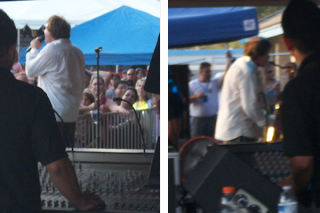 Eddie Money Free Concert