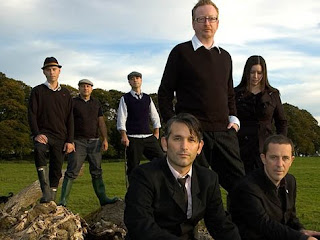 Flogging Molly goes green