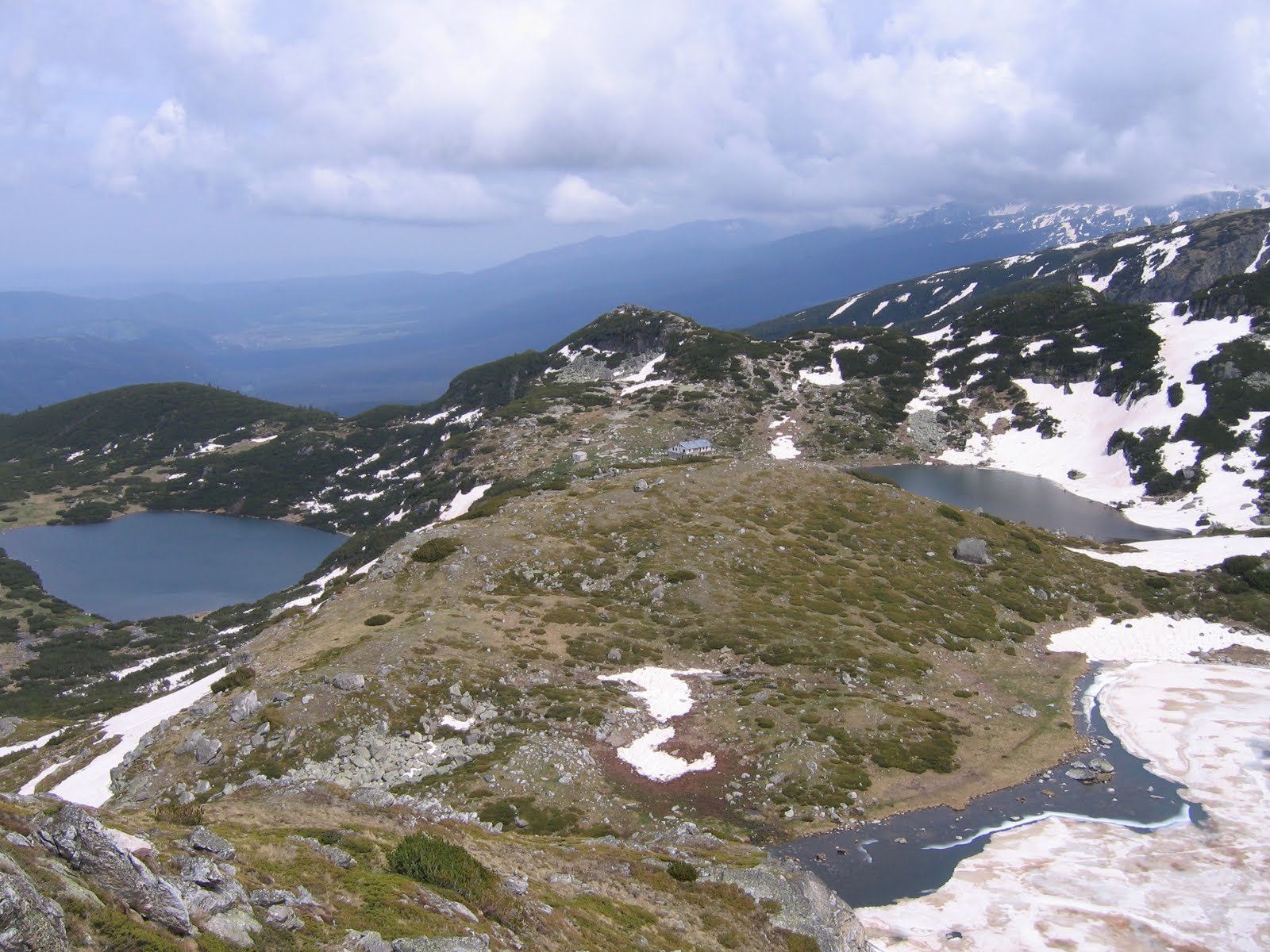 seven lakes bulgaria how to get there