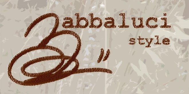 Babbaluci Style